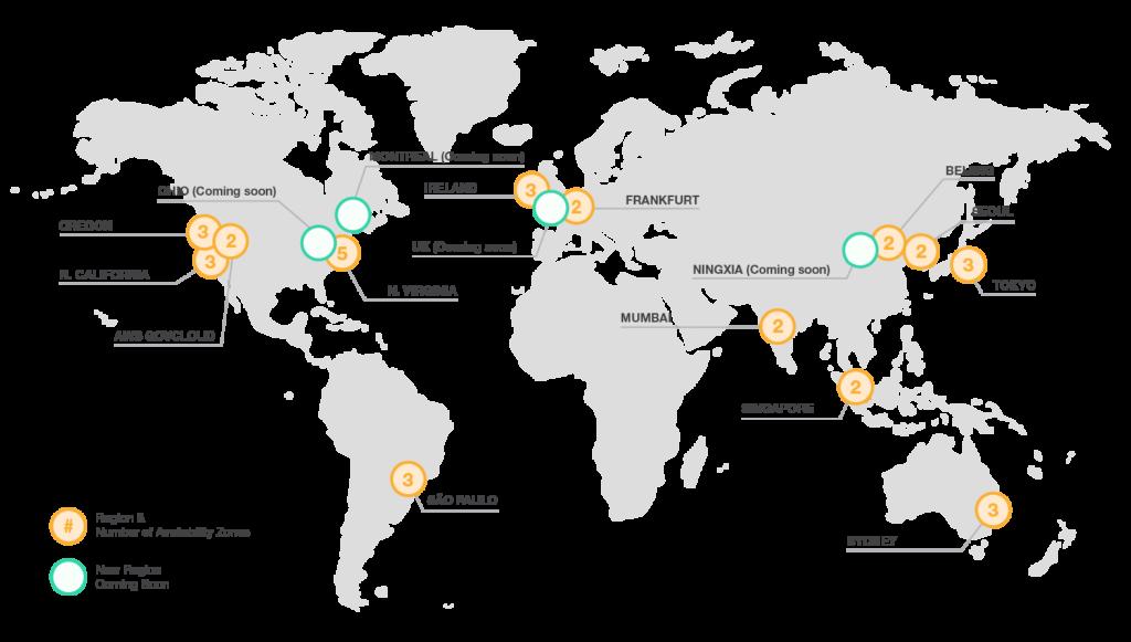 AWS Global Infrastucture